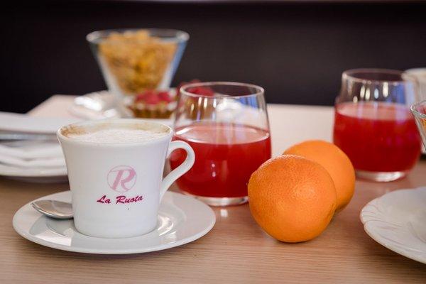 La colazione La Ruota - Hotel 3 stelle