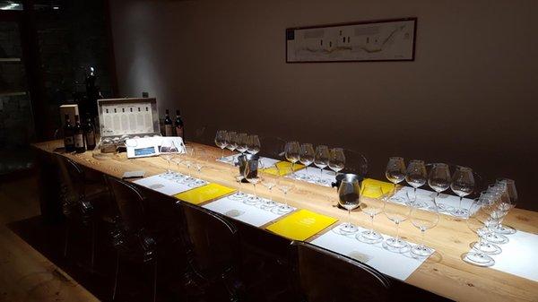 La cantina dei vini Poggiridenti (Sondrio - Valmalenco) Wine Hotel Retici Balzi