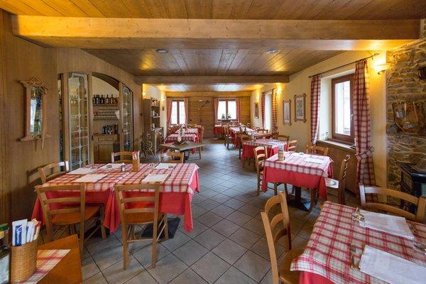 Il ristorante Tartano (Morbegno - Bassa Valle) Miralago