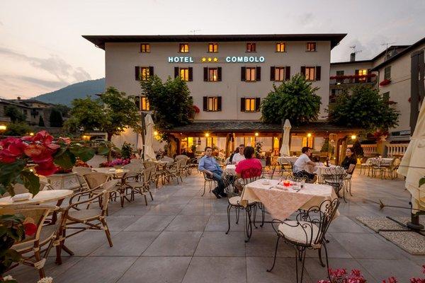 Foto estiva di presentazione Combolo - Hotel 3 stelle