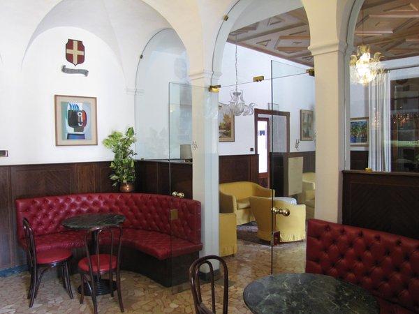 Le parti comuni Hotel Combolo