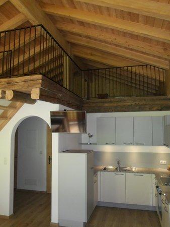 Photo of the kitchen Bruggerhof al Klausberg