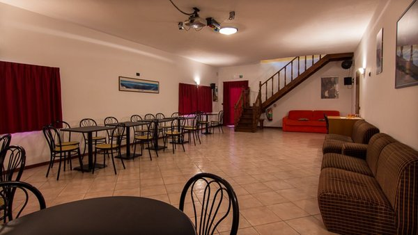 The common areas Hotel Miravalle
