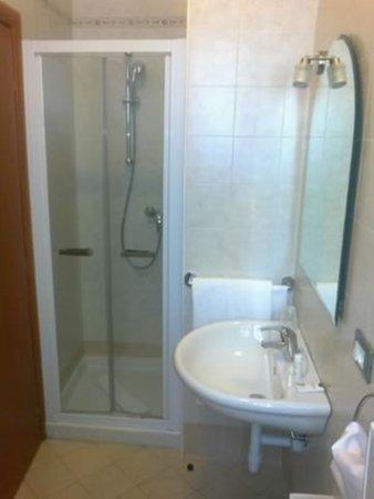 Photo of the bathroom Hotel Meublé Stelvio