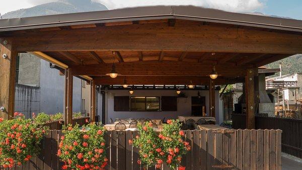 Il ristorante Tovo Sant'Agata (Tirano - Media Valle) Franca