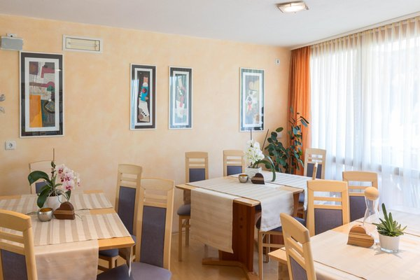 Il ristorante Curon (Val Venosta) Weisskugel