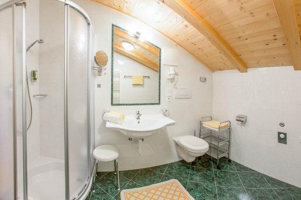 Foto del bagno Garni + Residence Weisskugel