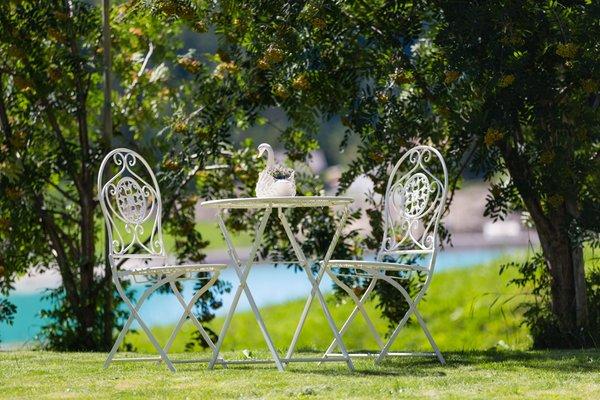 Foto del giardino Curon (Val Venosta)