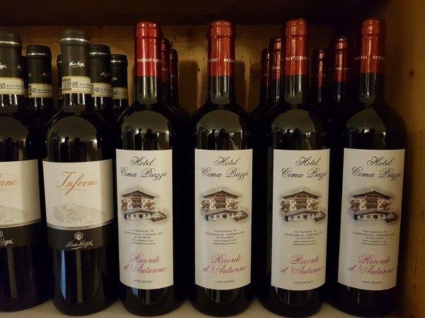 La cantina dei vini Valdidentro (Bormio e dintorni) Cima Piazzi