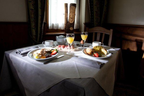 La colazione Cima Piazzi - Hotel 3 stelle