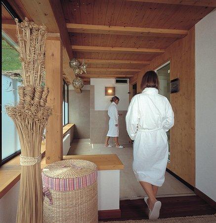 Photo of the sauna Valdidentro