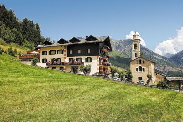 Foto estiva di presentazione Del Cardo - Hotel 3 stelle sup.