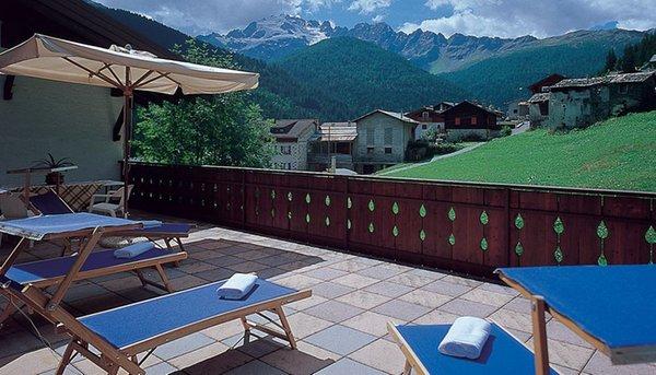 Foto del balcone Del Cardo
