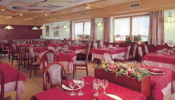 Il ristorante Valdidentro (Bormio e dintorni) Del Cardo