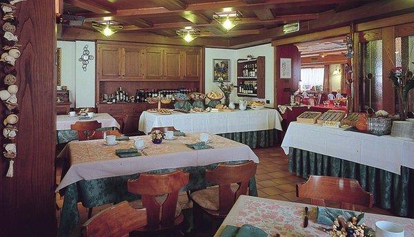 The restaurant Valdidentro (Bormio and surroundings) Del Cardo