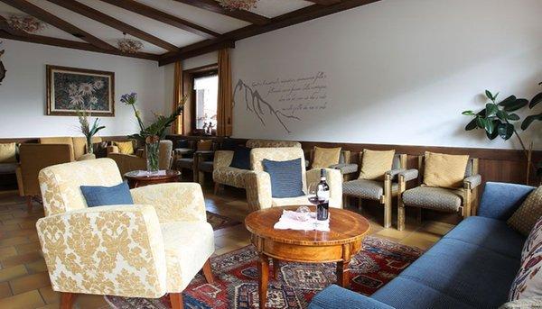 Le parti comuni Hotel Del Cardo