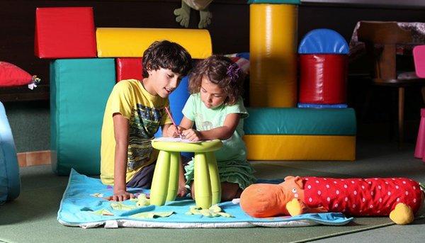 Das Kinderspielzimmer Hotel Del Cardo