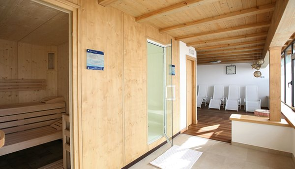 Foto della sauna Valdidentro