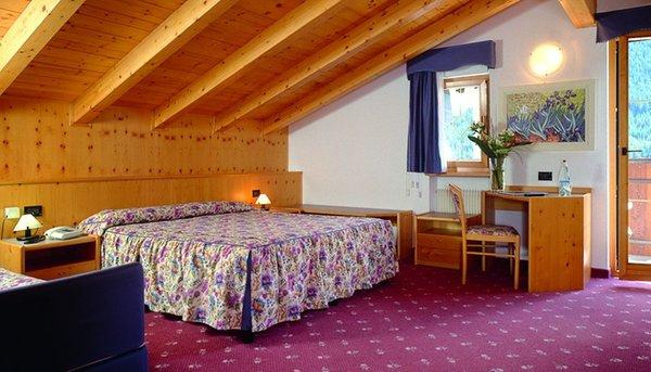 Foto vom Zimmer Hotel Del Cardo