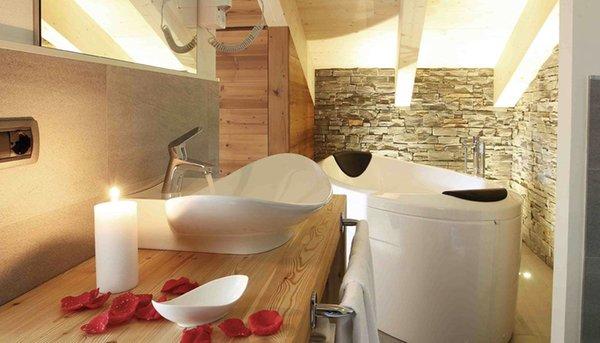 Foto del bagno Hotel Del Cardo