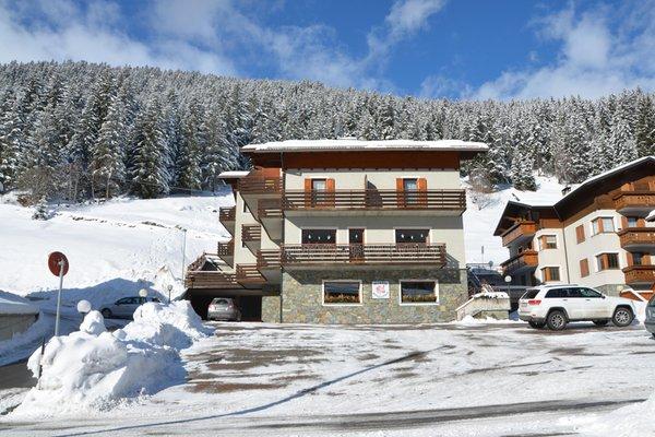Foto esterno in inverno Rosalpina