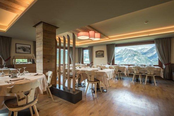 Il ristorante Valdisotto (Bormio e dintorni) Vallechiara