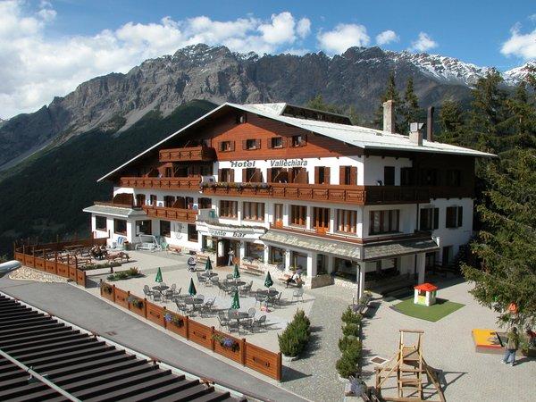 Foto estiva di presentazione Hotel Vallechiara