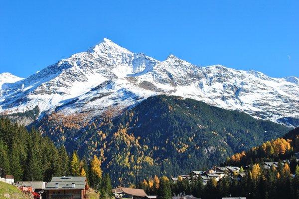 Panorama Valfurva - S. Caterina (Bormio e dintorni)