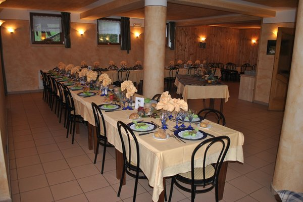 Il ristorante Valfurva - S. Caterina (Bormio e dintorni) Abete Blu
