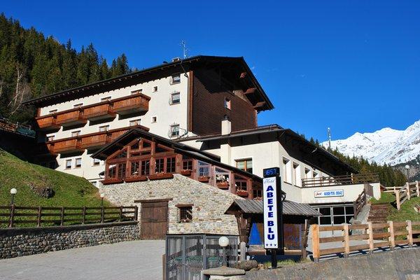 Foto estiva di presentazione Hotel Abete Blu