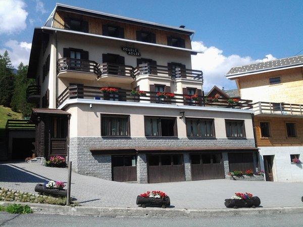 Foto estiva di presentazione Adler Rooms & Mountain Apartments