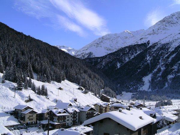 La posizione Adler Rooms & Mountain Apartments Valfurva - S. Caterina (Bormio e dintorni)