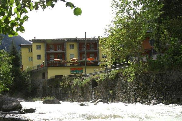 Foto estiva di presentazione Le cime - Hotel 2 stelle