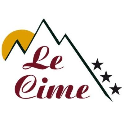 Logo Le cime