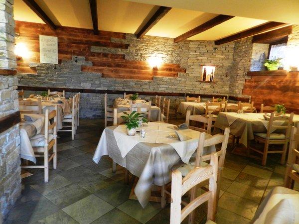 Il ristorante Verceia (Valchiavenna) Saligari
