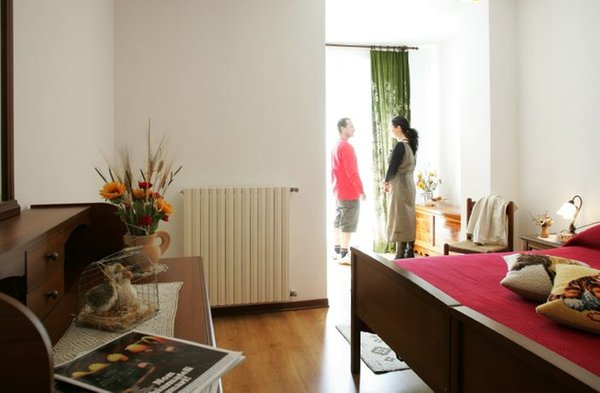 Foto della camera Camere in agriturismo Stella Orobica