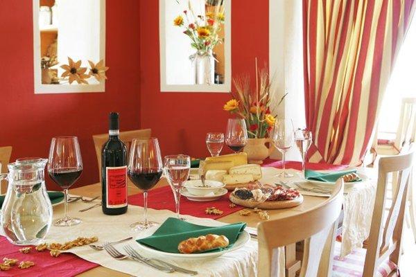 Il ristorante Albosaggia (Sondrio - Valmalenco) Stella Orobica