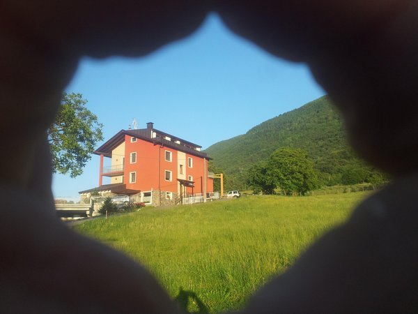 Photo exteriors in summer Stella Orobica