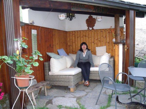 Foto vom Garten Caiolo (Sondrio - Valmalenco)
