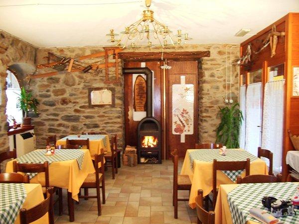 Il ristorante Caiolo (Sondrio - Valmalenco) Ribuntà