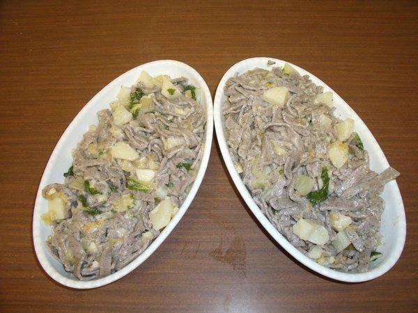 Rezepte und Gourmet-Gerichte Ribuntà