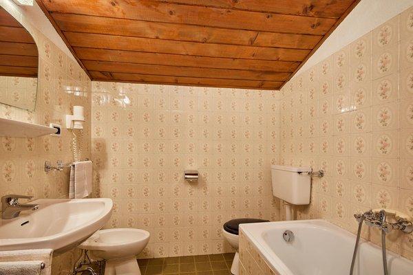 Foto del bagno Appartamenti Fiordaliso