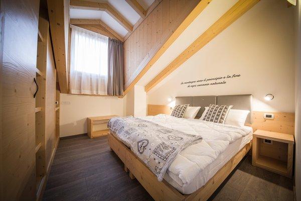 Foto vom Zimmer Residence Alpin Dolomites RTA