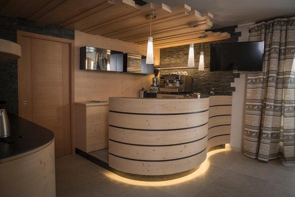 Foto von der Bar Residence Alpin Dolomites RTA
