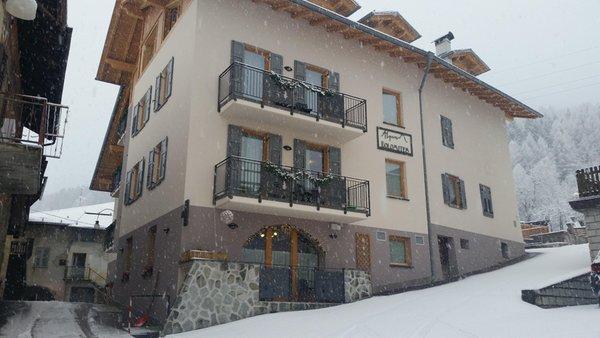 Winter Präsentationsbild Alpin Dolomites RTA - Residence 3 Stern sup.