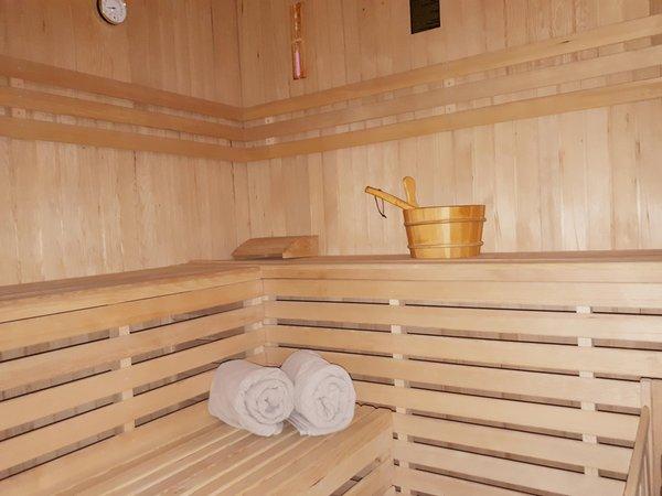 Foto der Sauna Commezzadura