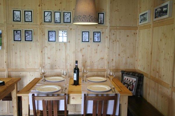 Il ristorante Albosaggia (Sondrio - Valmalenco) Il Sorbo