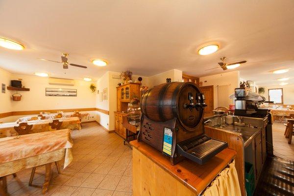 Il ristorante Gordona (Valchiavenna) La Campagnola