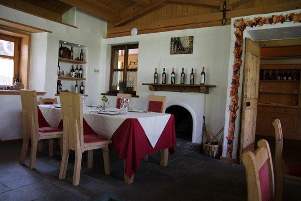 Il ristorante Mantello (Morbegno - Bassa Valle) La Fiorida