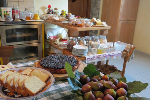 The breakfast Il Grappolo - Bed & Breakfast